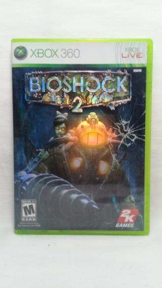 Bioshock 2 Xbox 360 Original Completo Usado