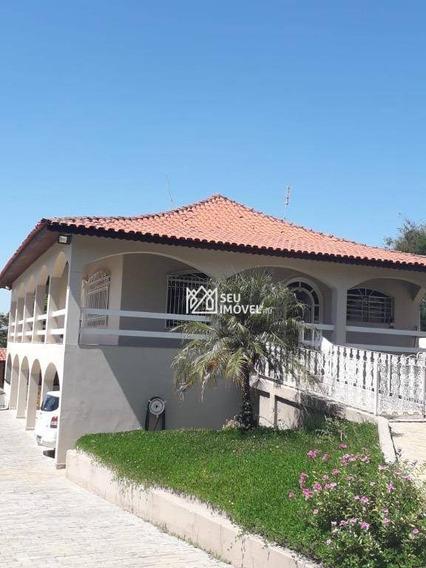 Casa Com 3 Dormitórios À Venda, 500 M² Por R$ 1.700.000 - Condomínio City Castelo - Itu/sp - Ca1913