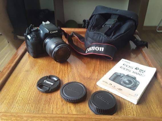 Canon Rebel Xs Eos (usada)