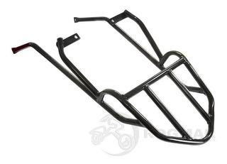 Parrilla Trasera Para Motocicleta Honda Cb 110/ Cb1 Armo
