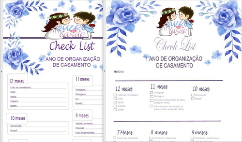 Casamento Check-list