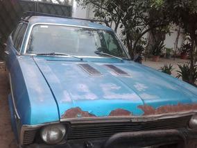 Chevy Sedan 4 Puertas Mod.1971-en Muy Buen Estado
