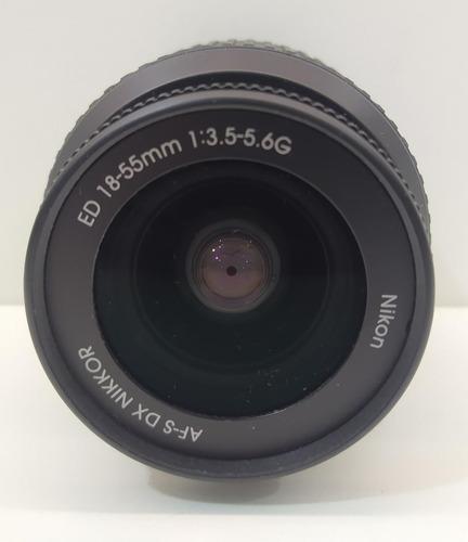 Lente Nikon Af P Dx 18 55mm