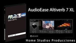 Audio Ease Altiverb 7 Arises Windows