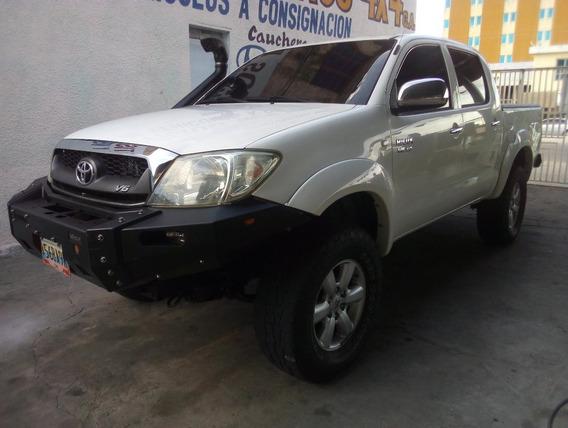 Toyota Hilux Kavak 2011 Automatica 4x4