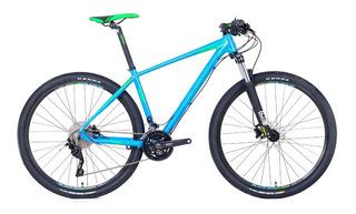 Bicicleta Vairo Xr 8.0 Full Deore Bloq Remoto 30 Vel F/hidra