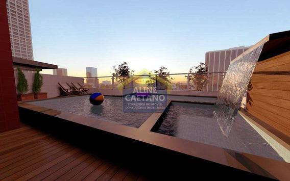 Apartamento Com 2 Dorms, Aviação, Praia Grande - R$ 90 Mil, Cod: Ac4185 - Vac4185