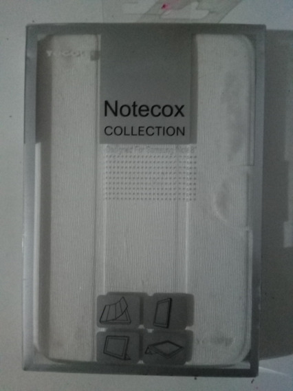 Capa Case Fólio Yogo Branca Couro Samsung Note 8