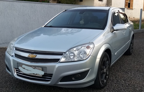 Chevrolet Vectra 2.0 Elegance Flex Power 4p 2010