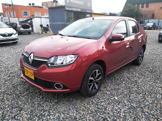 Renault Nuevo Logan Intens Automatico 2019