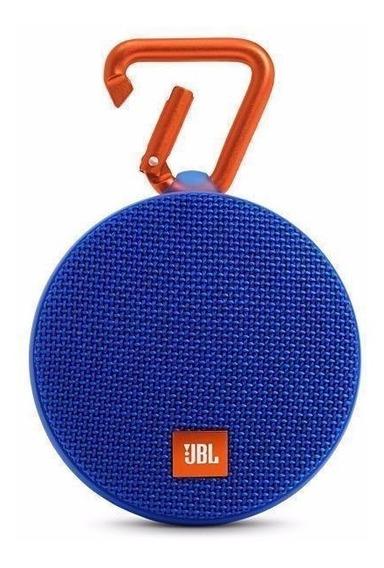 Caixa De Som Bluetooth Jbl Clip 2 Original Varias Cores 12x