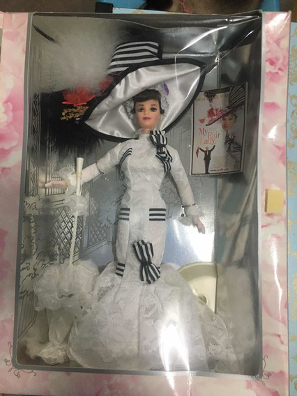 Barbie My Fair Lady Dama Antiga Filme Audrey Hepburn 1995