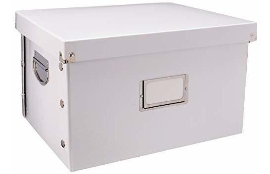 Snap-n-store, Caja De Almacenaje, 16.35 X 13.25 X 1.5 Pulga