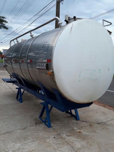 Rodoviario Tanque  Inox
