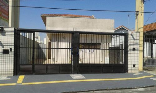 Casa Uso Misto, Com 4 Dormitórios E 5 Vagas De Garagem - Saúde. - Ca1268