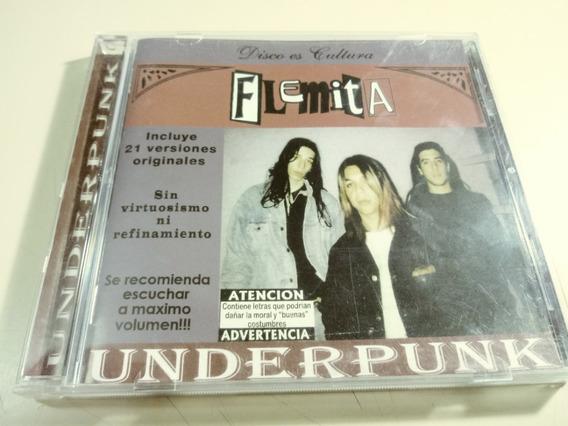 Flemita / Flema - Underpunk - Pinhead , Ind. Argentina