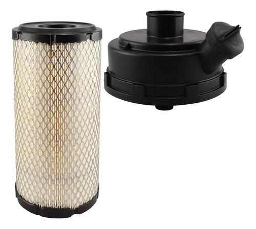 Filtro Aire Baldwin Rs5387