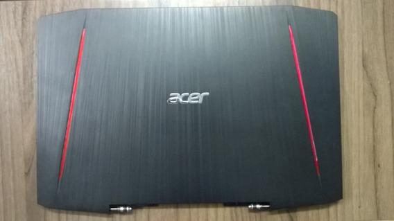 Carcaça Tampa Cover Face A Acer Aspire Vx5-591 Reforçada