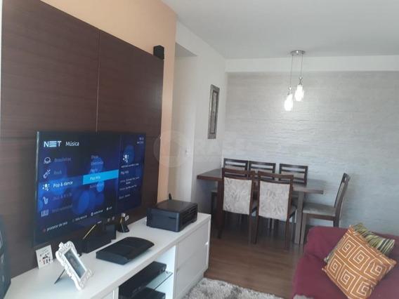 Apartamento Residencial À Venda, Jardim Dom Bosco, São Paulo. - Ap1879