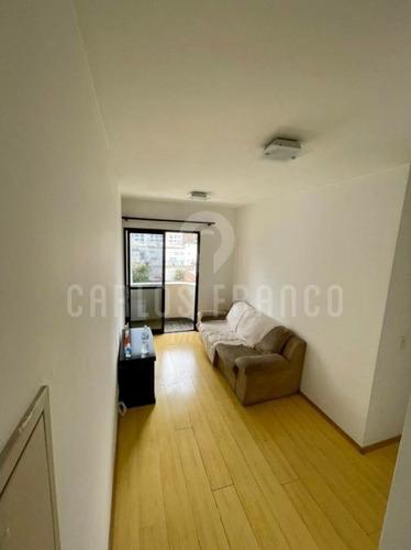 Chacara Santo Antonio- Dois Dormitórios, Uma Vaga - Cf67539