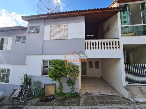 Oportunidade Sobrado Excelente Localização Com 2 Dormitórios À Venda, 80 M² Por R$ 290.000 - Vila Carmosina - São Paulo/sp - So0534