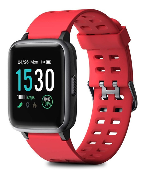 Smartwatch Reloj Inteligente Para Android Impermeable