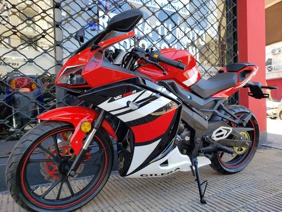 Gilera Vc 200 R 0km Vc200 Ahora 12 Y 18 Moto Baires