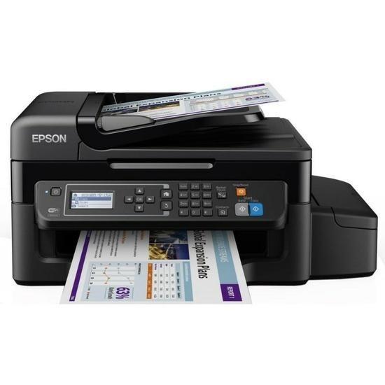 Impressora Epson L575 Multifuncional Wireless Bivolt Nova