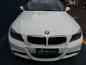 Bmw Serie 3 318-i 2.0 2012 Branca Gasolina