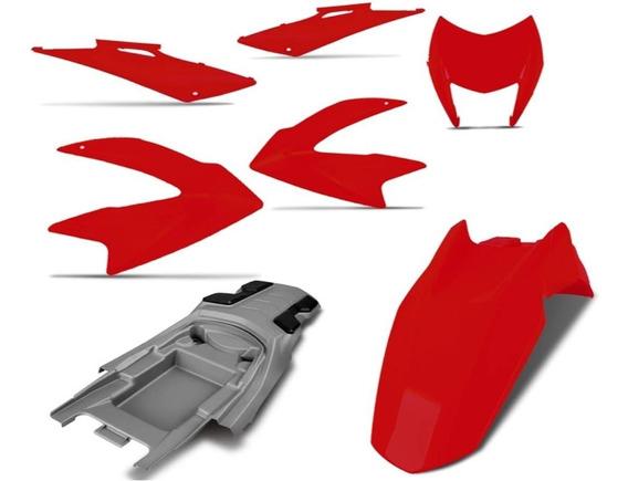 Kit Plasticos Zr 150 Pro Tork® Sportbay