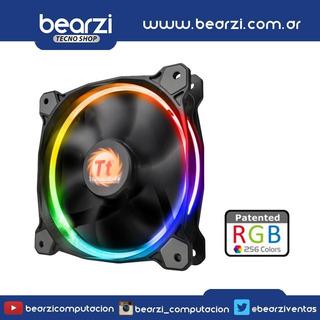 Fan Cooler Thermaltake Ring 12 Led Rgb