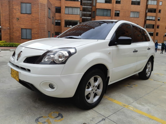 Renault Koleos Expression Mecánica 2011