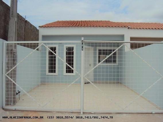 Casa Para Venda Em Sorocaba, Parque Sao Bento, 2 Dormitórios, 1 Banheiro, 1 Vaga - 533_1-644251