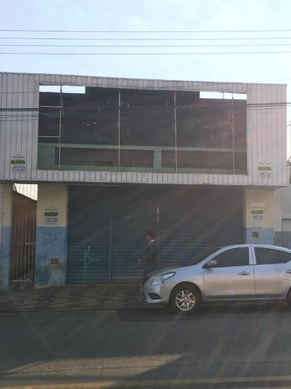 Salão Em Centro, Mogi Guaçu/sp De 530m² Para Locação R$ 4.000,00/mes - Sl543875