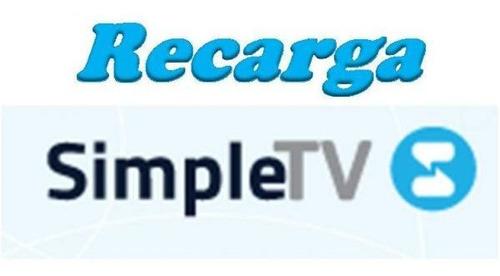 Recargas Simple Tv