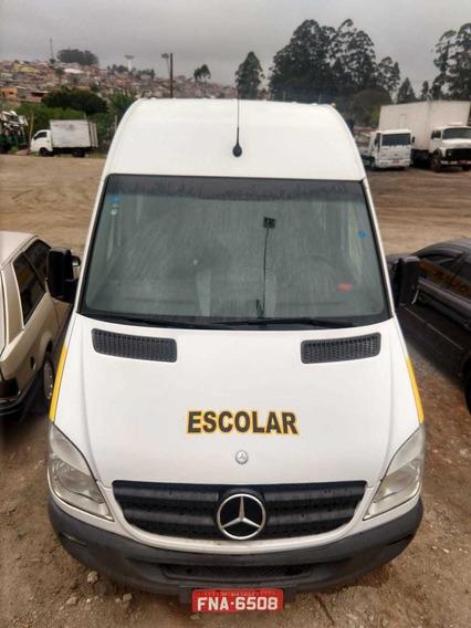 Mercedes-benz Sprinter Van 415 Escolar Longa