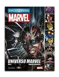 Comic Enciclopedia Marvel # 78 Universo Marvel Vol. 03