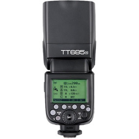 Flash Speedlite Godox Greika Ettl Tt685n - Para Cameras Nik