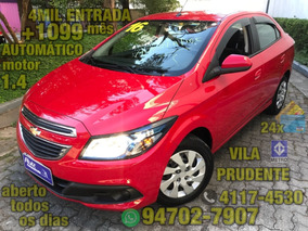 Chevrolet Prisma 1.4 Lt Automático My Link 4mil Entrada+1099
