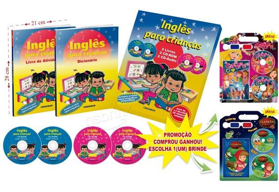 Inglês Para Crianças Atividades A Partir Dos 3 Anos
