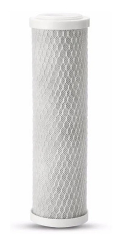 Imagen 1 de 3 de 2 X Cartucho Carbon En Bloque 10 Repuesto Filtro De Agua