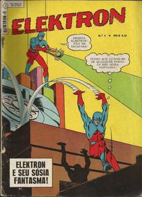 Hq Elektron Nº 6 Gil Kane (ebal) 1967