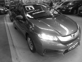Honda City 1.5 Dx 2017 Apenas 12 Mil Km / Estado De Zero Km