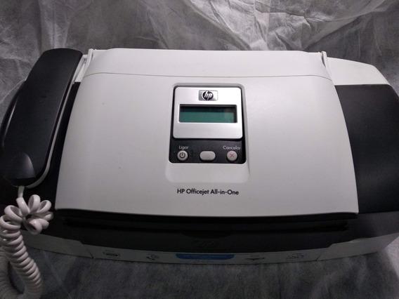 Impressora Hp Officejet J3680 Fonte E Cabo Usb Cartucho Ruim