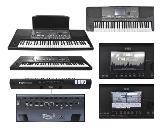 Piano Korg Pa 600 Arranger +estuche Nuevos De Paquete Oferta