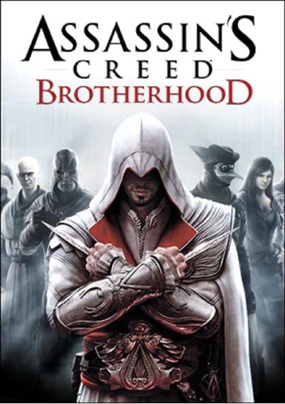 Pc Assassins Creed Brotherhood- Novo- Original- Lacrado