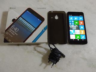 Celular Microsoft Lumia 640xl Preto 8gb