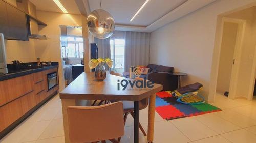 Imagem 1 de 30 de Apartamento Com 2 Dormitórios À Venda, 77 M²  - Vila Ema - São José Dos Campos/sp - Ap2802