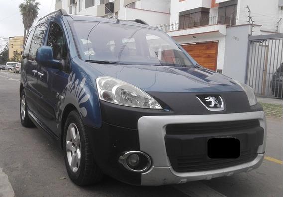 Vendo Camioneta Peugeot Partner Tepee 2010 Excelente
