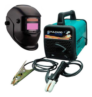 Maquina Solda Vulcano 320 Balmer + Mascara Automatica